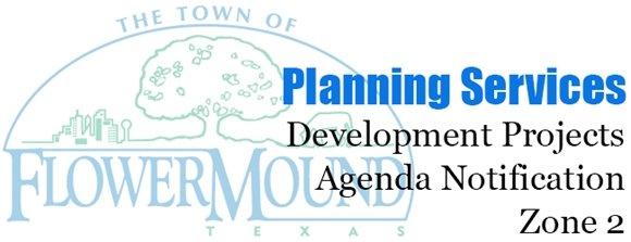 Development Projects Agenda Notification Zone 2 graphic header