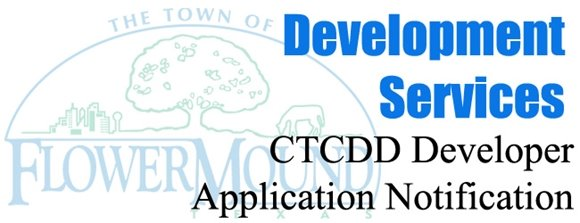 CTCDD Developer Application Notification Graphic Header