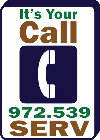 It's Your Call logo