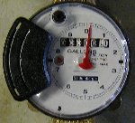 A Neptune (Schlumberger) style meter