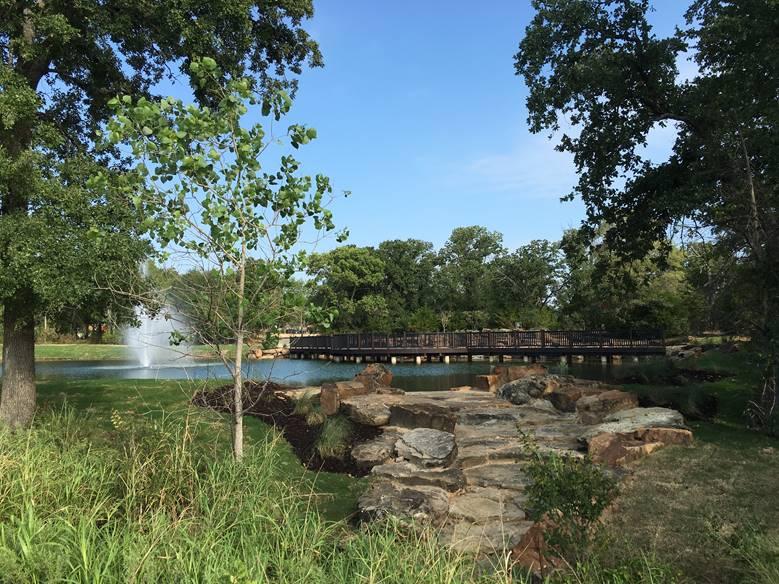 Heritage Pond