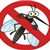 No mosquitos NEWSFLASH