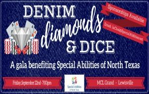 Denim Diamonds  Dice NEWSFLASH
