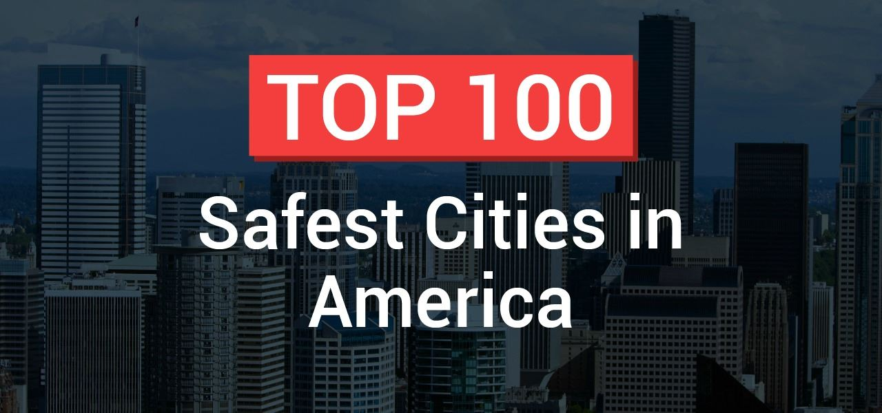 Safest Cities in TX