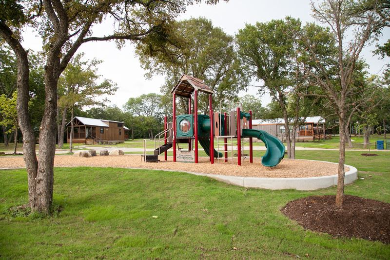 Twin Coves Park playground