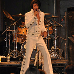 Elvis Tribute Artist Jeff Mew