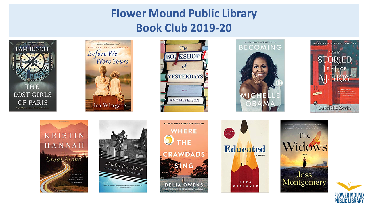 Library | Flower Mound, TX - Official Website