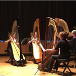 HarpEssence performing