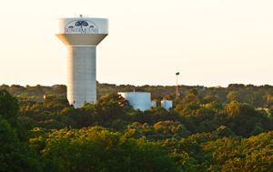 Town of Flower Mound Water Tower