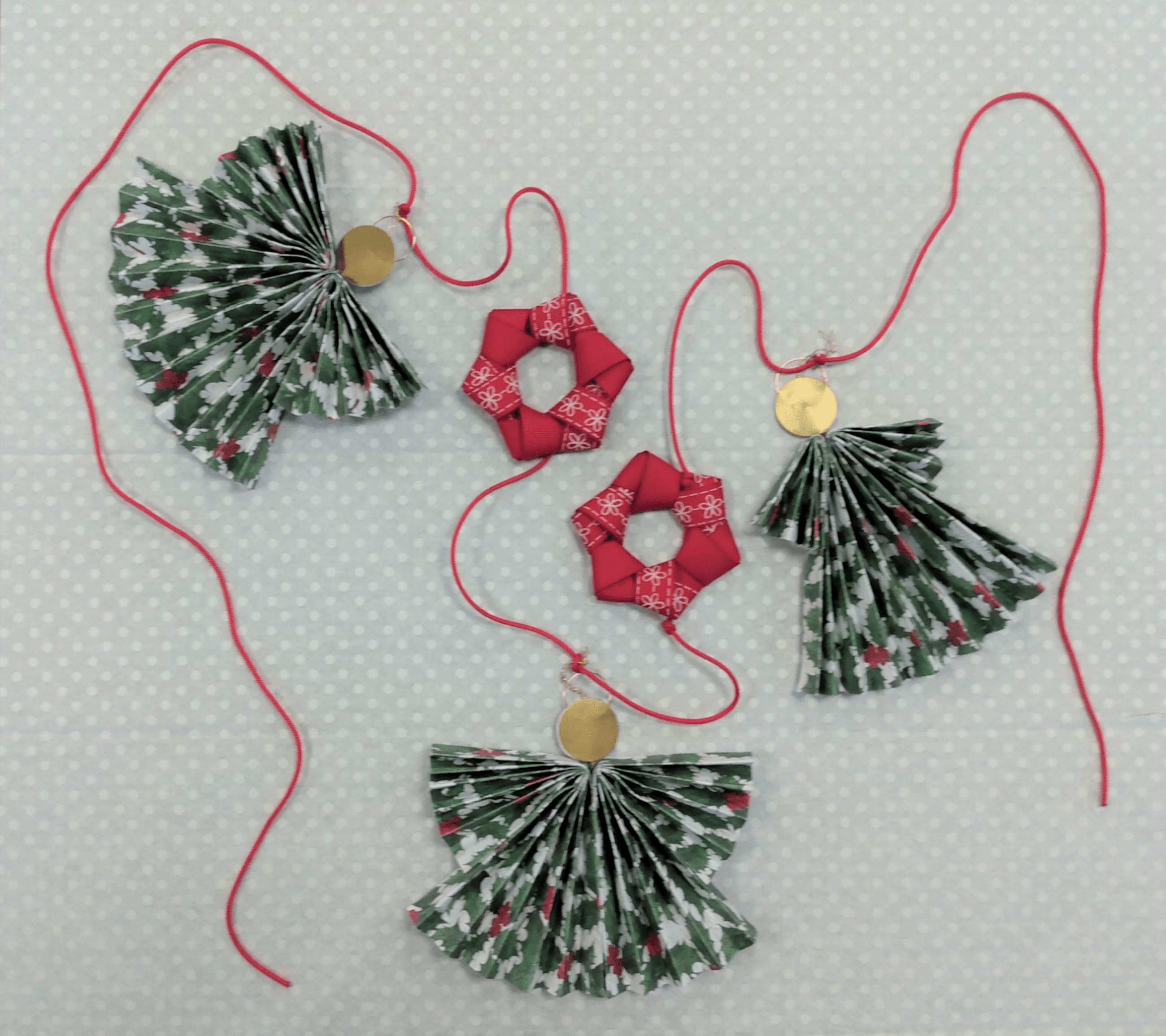 Holiday Garland 2019 sample