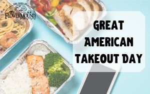 Great American Takeout Day Graphic