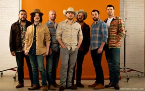 photo of Josh Abbott Band