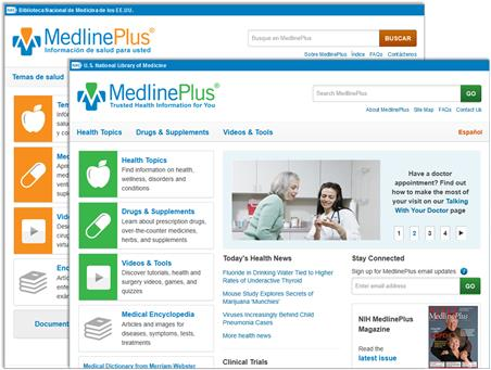 MedlinePlus Demonstration