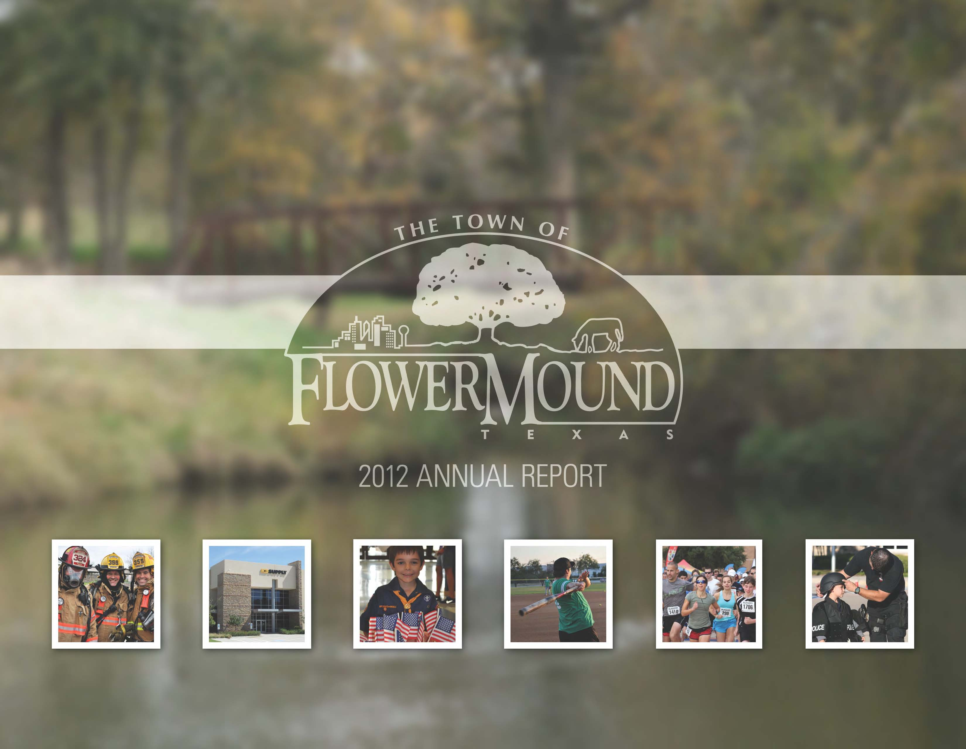 Flower Mound TX ficial Website Annual Report