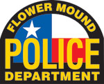 Flower Mound Police Patch